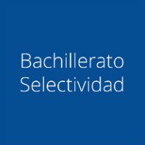 Bachillerato y selectividad
