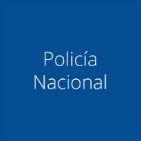 Policia Nacional. Escala básica