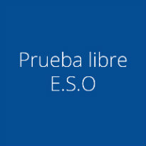 Prueba Libre E.S.O.