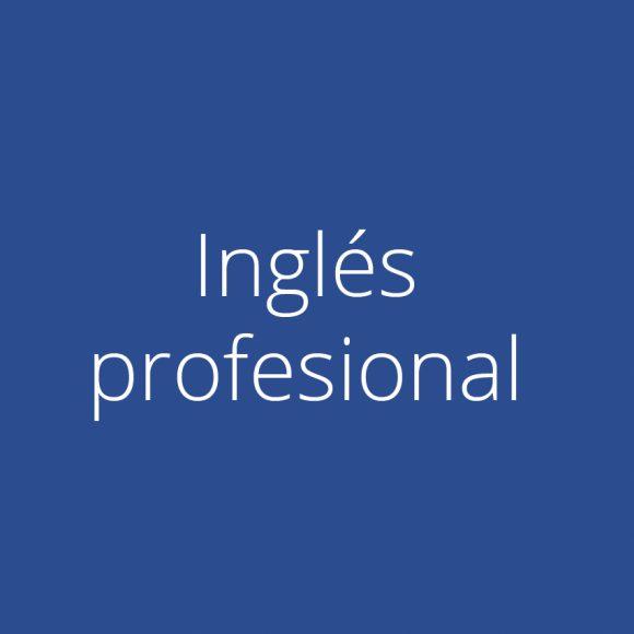 Inglés profesional